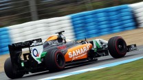 Daniel Juncadella, Force India, Jerez,2014
