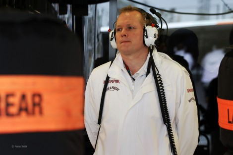 Andrew Green, Force India