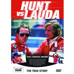Hunt vs Lauda: The True Story DVD reviewed