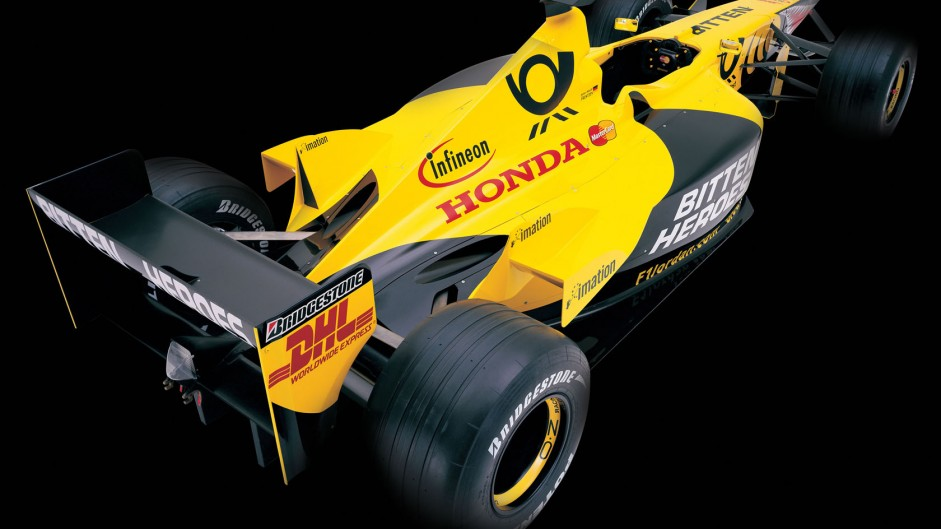 Over 150 F1 cars pictured in the updated galleries