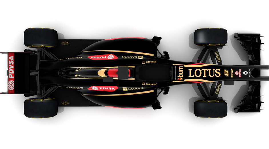Lotus E22: First pictures