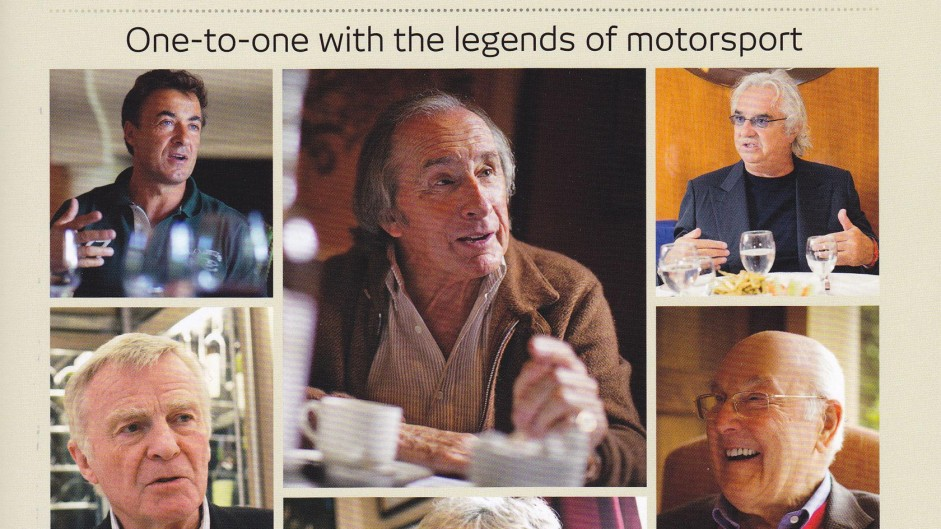 """Lunches with Legends"" reviewed"