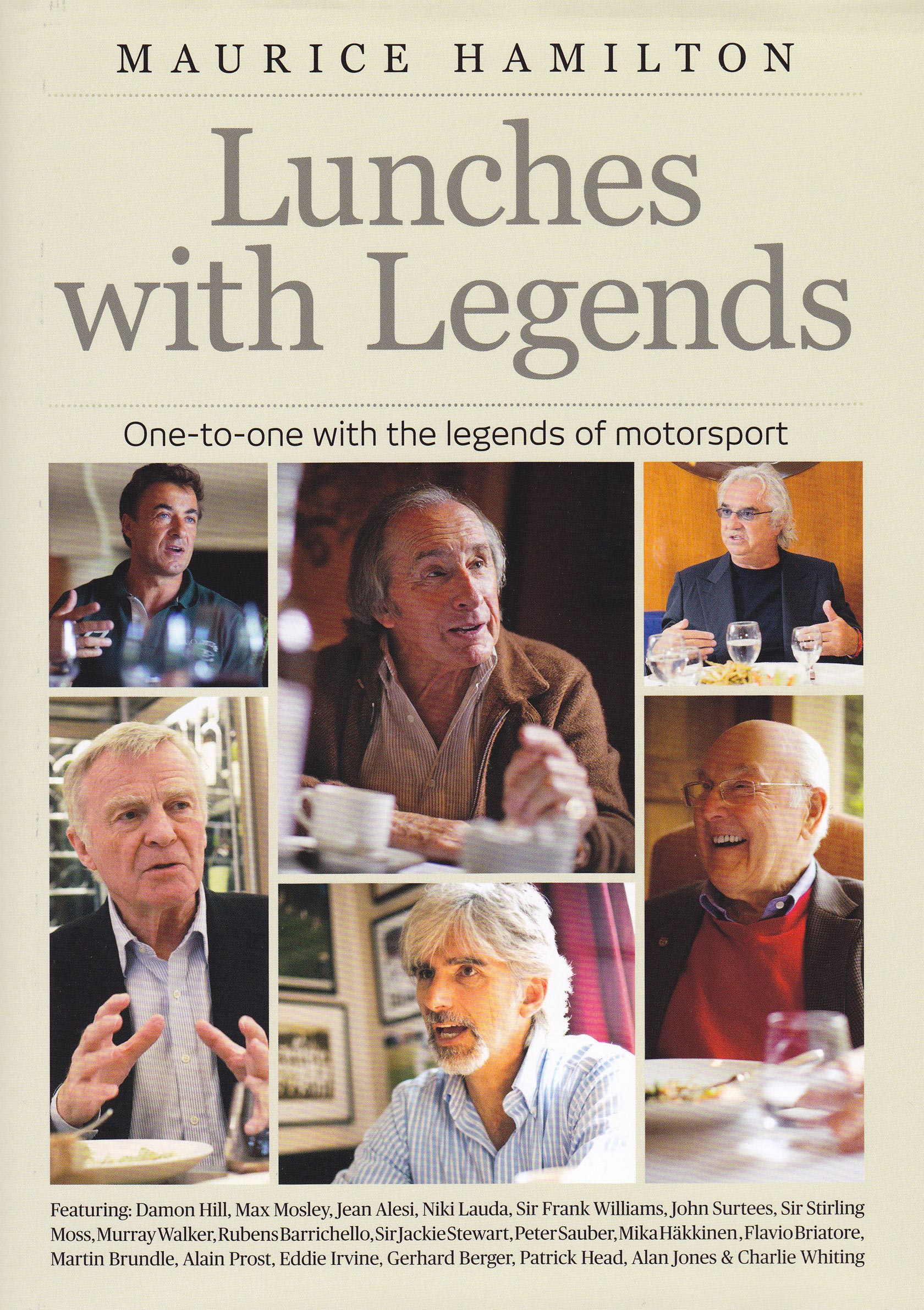 Lunches with Legends