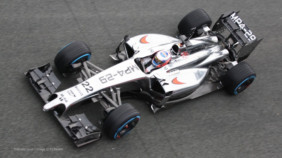 Cars 'won't be far off' 2013 pace by last race – Button
