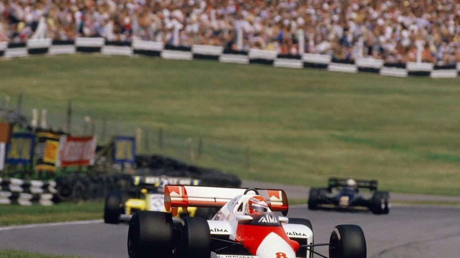 Ron Dennis's three decades as McLaren team principal, 1980-2009