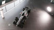 McLaren MP4-29, high, 2014
