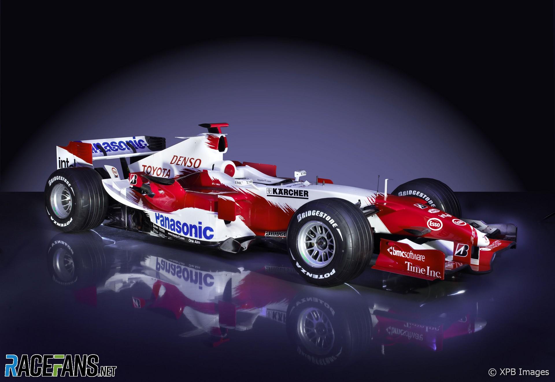Toyota TF106, 2005