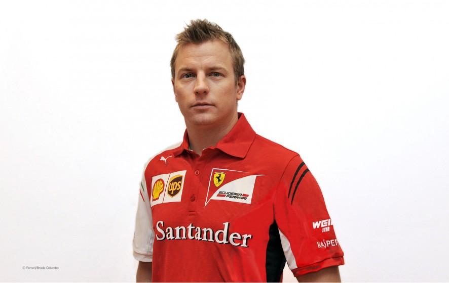 Kimi Raikkonen, Ferrari, 2014