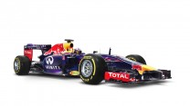 Red Bull RB10, front three-quarter, 2014