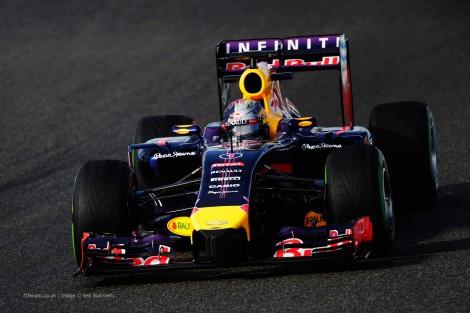 Sebastian Vettel, Red Bull, Jerez, 2014