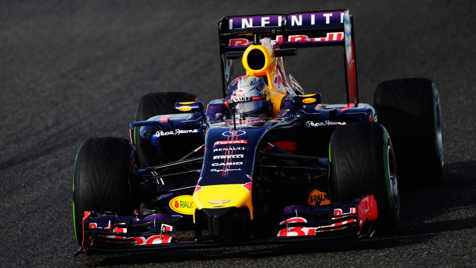 Red Bull ends test early again