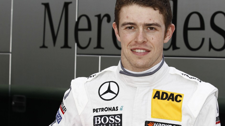 Di Resta returns to DTM after losing F1 seat