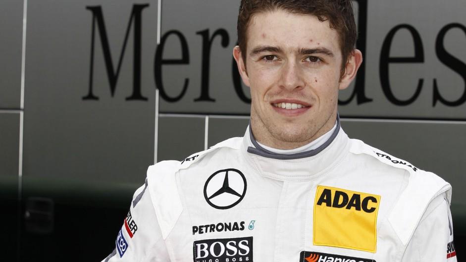 Paul di Resta, Mercedes, DTM