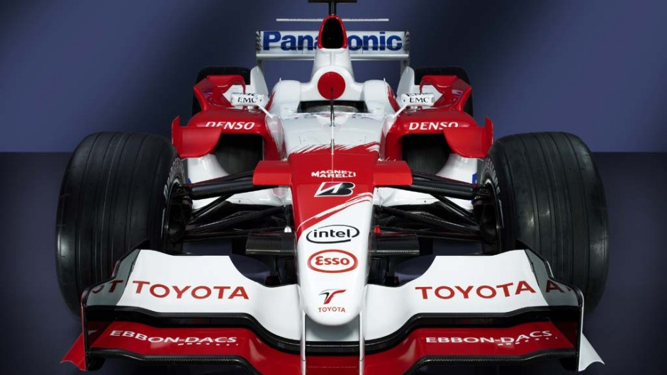 Toyota TF106 launch, 2006, 3