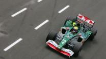 Mark Webber, Jaguar R5, Monaco, 2004