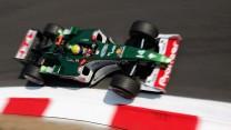 Mark Webber, Jaguar R5, Monza, 2004