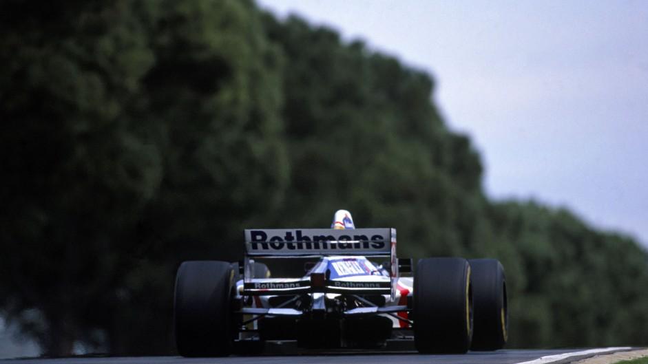 Williams FW17, Imola, 1995