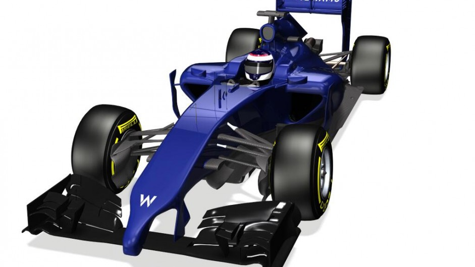 Williams FW36, 2014