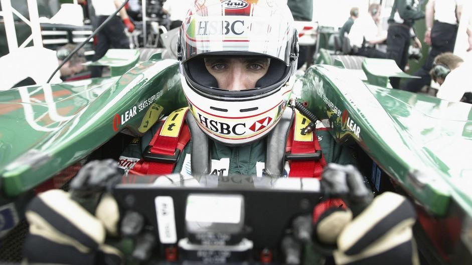 Justin Wilson, Jaguar R4, 2003
