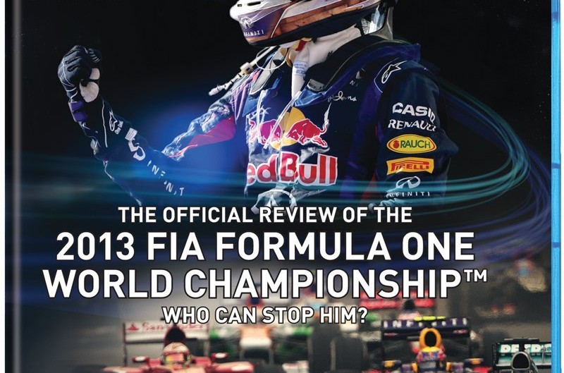 Who Can Stop Him? 2013 F1 season Blu-ray reviewed