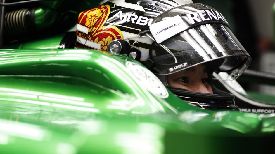 Renault expected struggle before test – Kobayashi