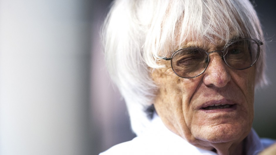 "Ecclestone on bribe case: ""Bet it doesn't happen"""
