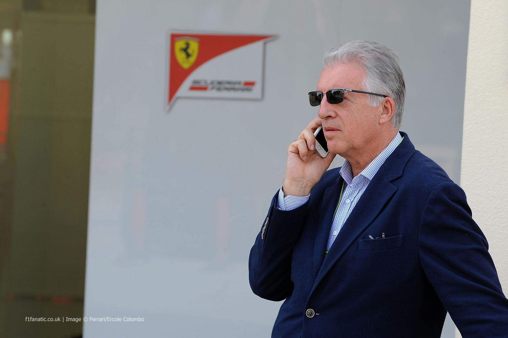 Piero Ferrari, Ferrari, Bahrain, 2014