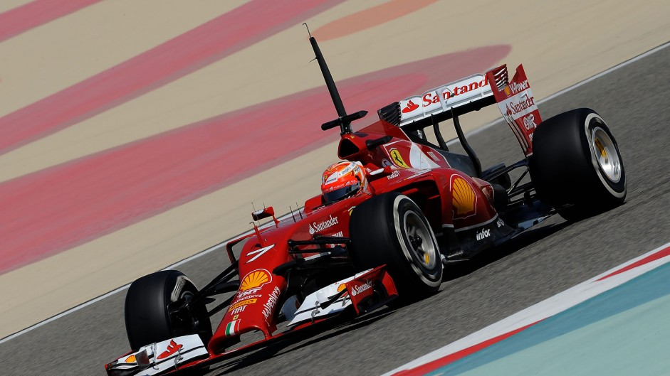 "Raikkonen expects ""wide open"" start to season"