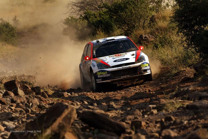 Ford Focus WRC, 2000