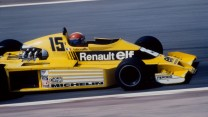 Jean-Pierre Jabouille, Renault, Jarama, 1978