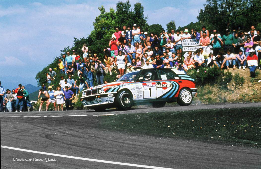 Lancia Delta, Corsica, 1990