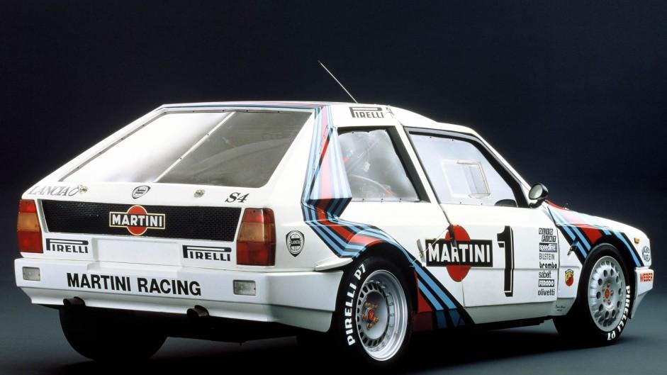 Lancia S4, 1985