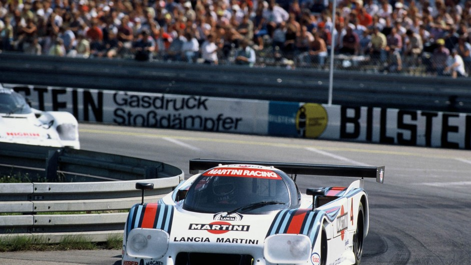 Great Martini racing cars in pictures