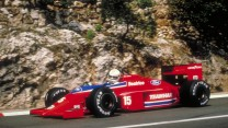 Alan Jones, Lola-Ford, Monaco, 1986