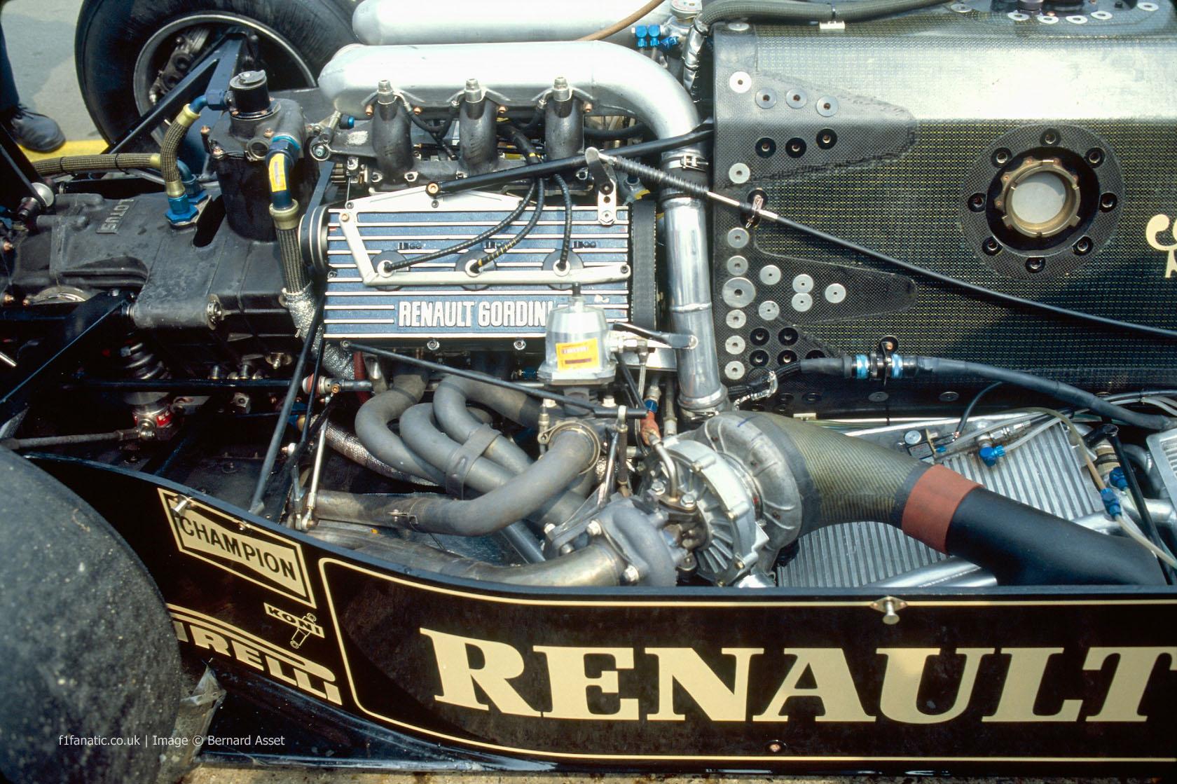 Lotus, 1983