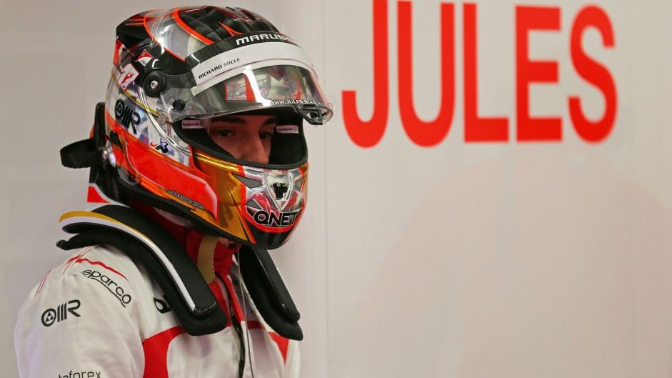 Jules Bianchi, Marussia, Jerez, 2014