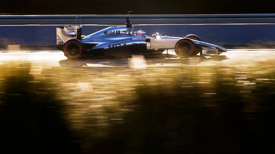 Jerez test in over 100 pictures