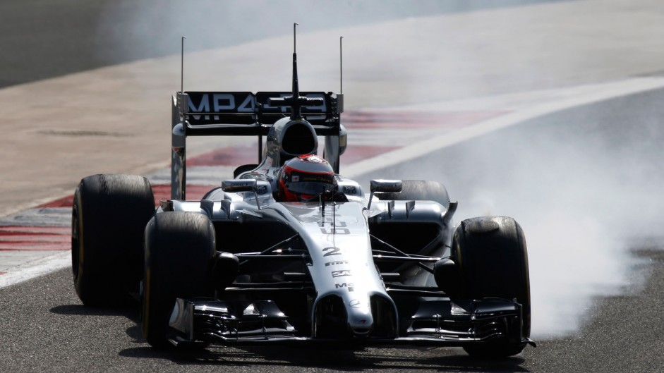 McLaren's year of transition before Honda reunion