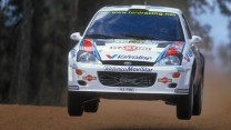 Ford Focus WRC, Australia, 2000