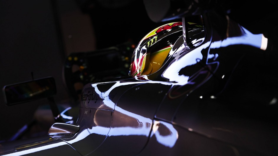 Lewis Hamilton, Mercedes, Jerez, 2014, 2