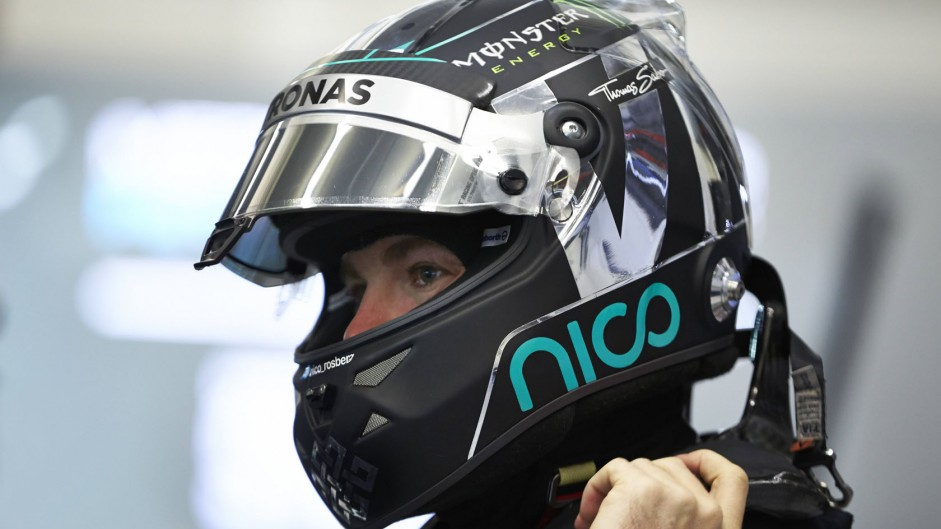 Nico Rosberg, Mercedes, Jerez, 2014, 7