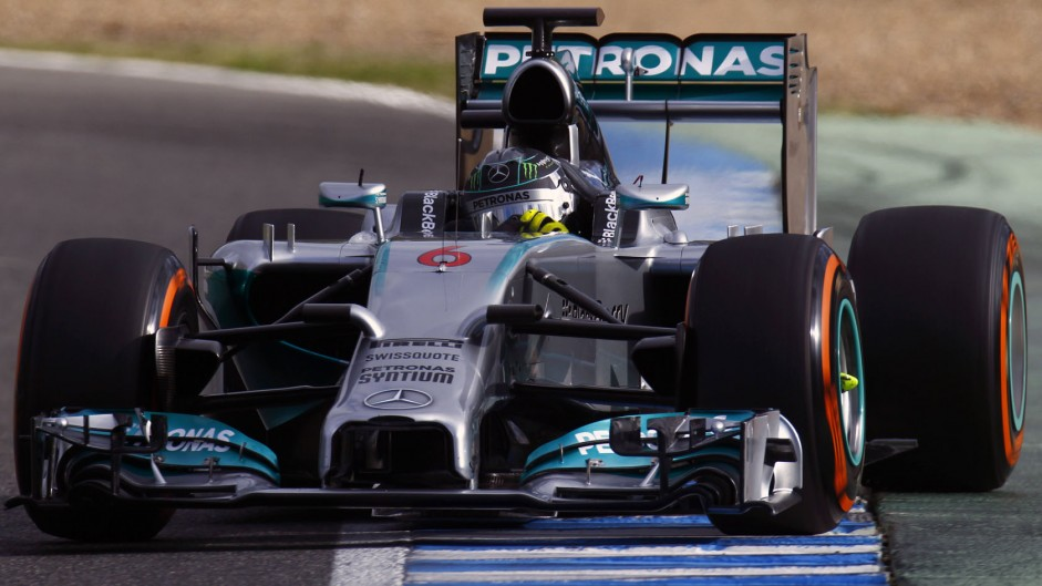 Mercedes' reliability gives it the initiative at Jerez
