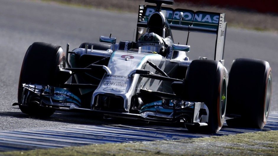 Are the 2014 cars powerful enough for Formula One?