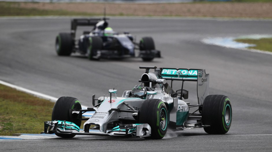 """Mercedes expects """"pleasant surprise"""" on reliability"""