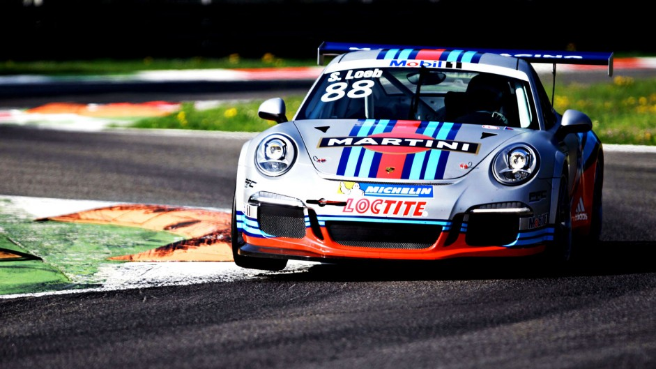 Porsche 911 Supercup, Monza, 2013