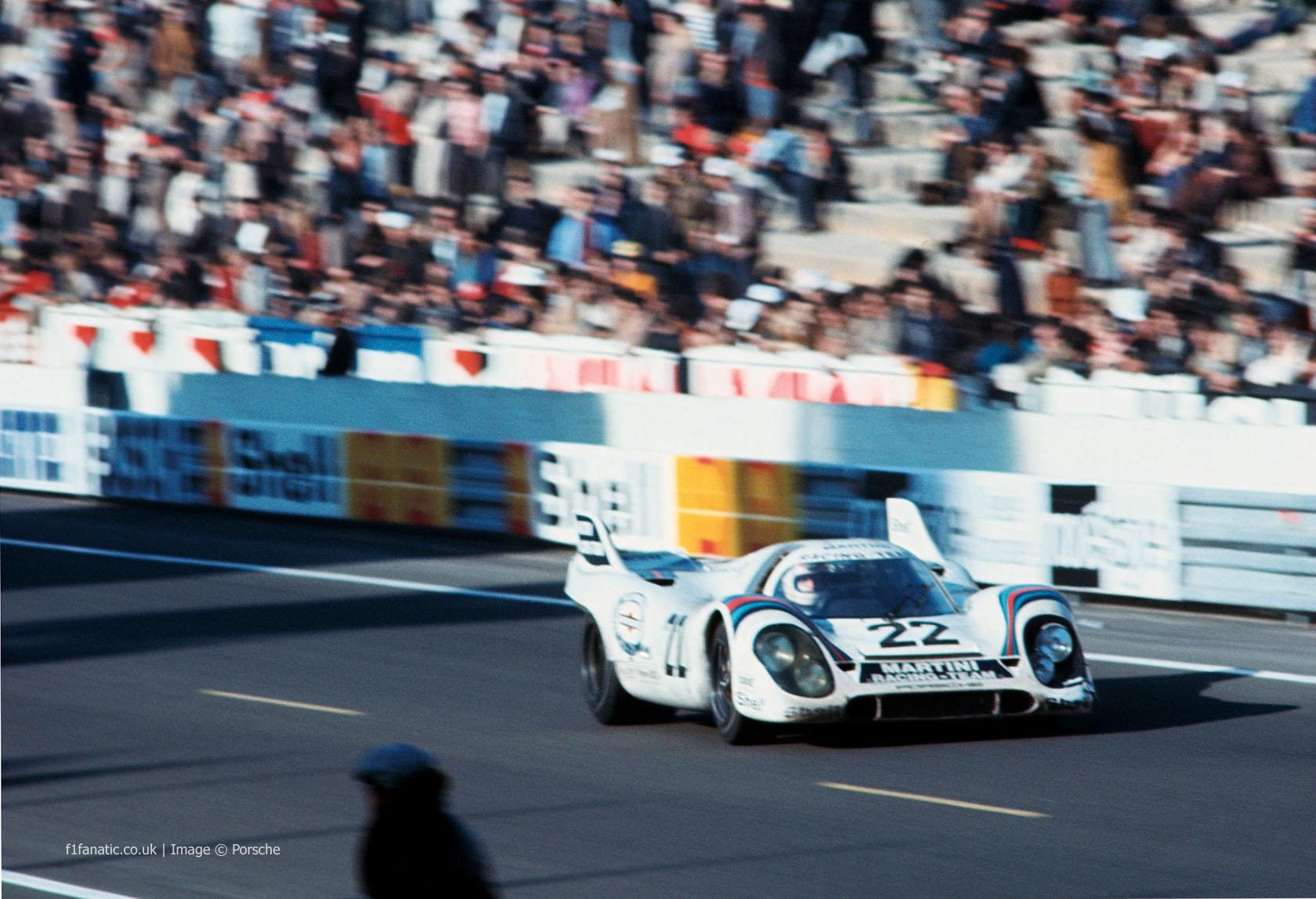 Porsche 917, Le Mans