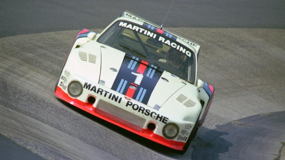 Porsche 935, Nordschleife