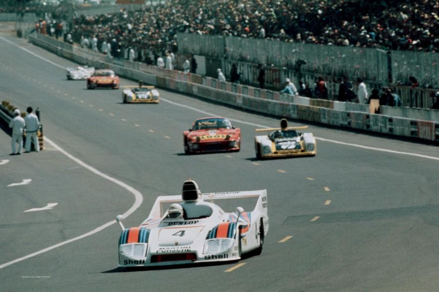 Porsche 936, Le Mans, 1977