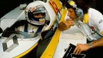 Alain Prost, Renault, Monza, 1981