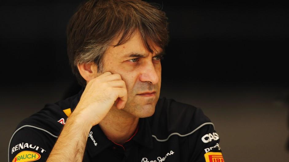 Andy Damerum, Red Bull, Bahrain, 2014